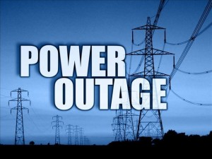 Power Outage stock photo